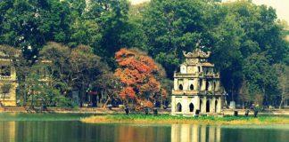 Vẻ đẹp Hà Nội vào mùa thu