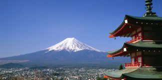 Núi Phú Sĩ