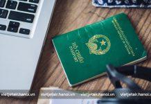 Hộ chiếu có thể thay thế chứng minh dân nhân