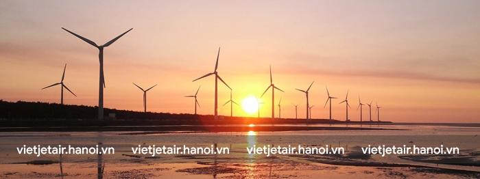 Vùng nước ngập Gaomei Wetland
