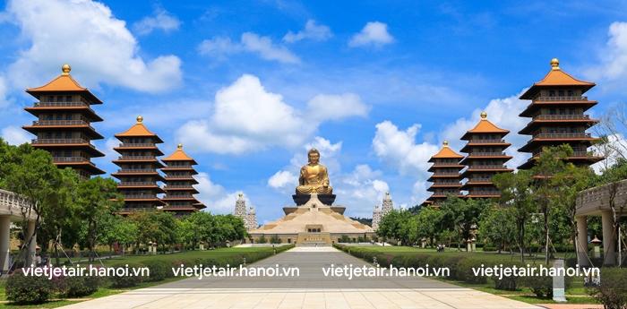 Phật Quang Sơn – Kinh đô Phật Giáo của Đài Loan