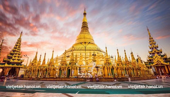 Chùa Shwedagon - ngôi chùa linh thiêng nhấy Myanmar