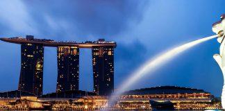 Vé máy bay Hà Nội đi Singapore