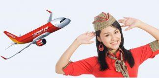 Lịch bay của Vietjet