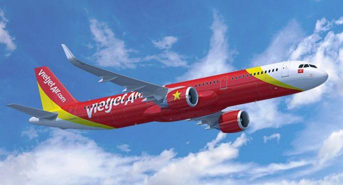 Vietjet Air là sự lựa chọn tốt nhất của hãng hàng không giá rẻ