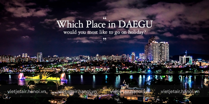 Thành phố Daegu