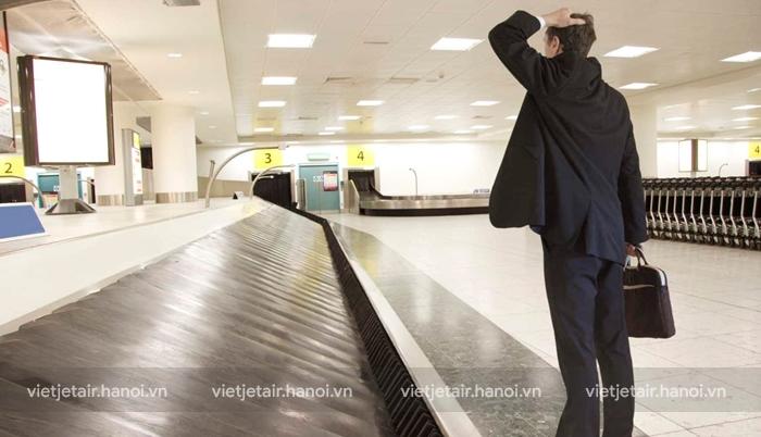 Thất lạc hành lý ký gửi khi đi máy bay Vietjet Air phải làm thế nào?