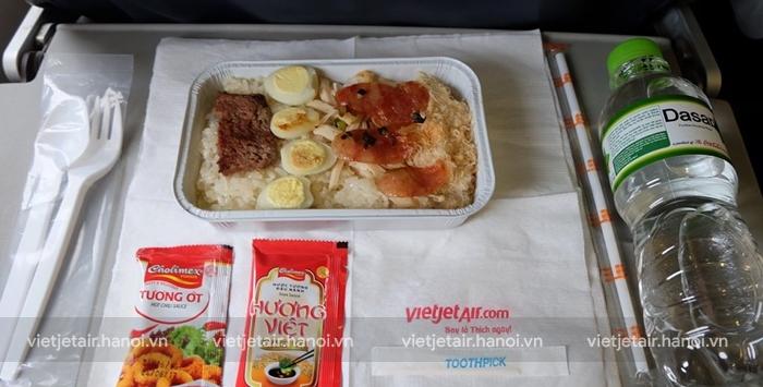 Món ăn đặc đặc biệt của Viejet