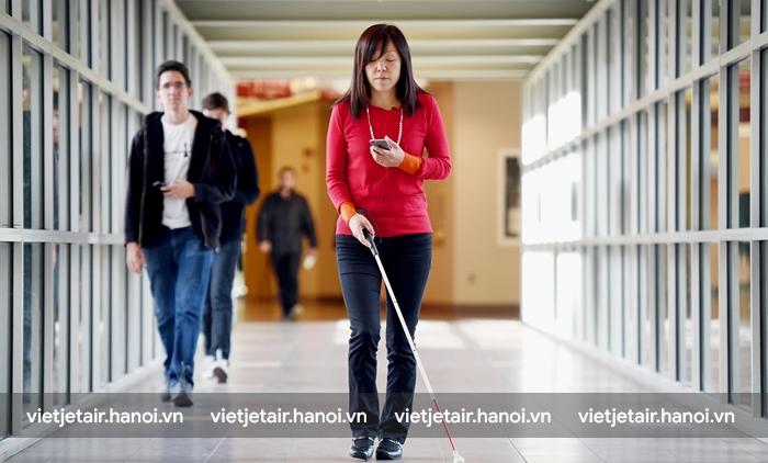 Vietjet chỉ chấp nhận vận chuyển 8 hành khách hạn chế khả năng di chuyển trên chuyến bay
