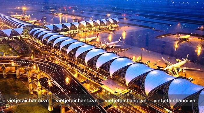 Sân bay quốc tế Suvarnabhmi