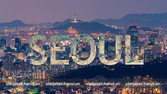 Thành phố Seoul về đêm