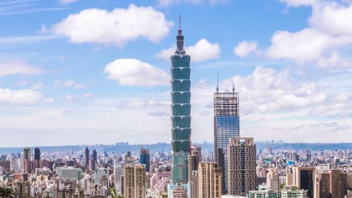Taipei 101 nềm tự hào của người dân Đài Loan