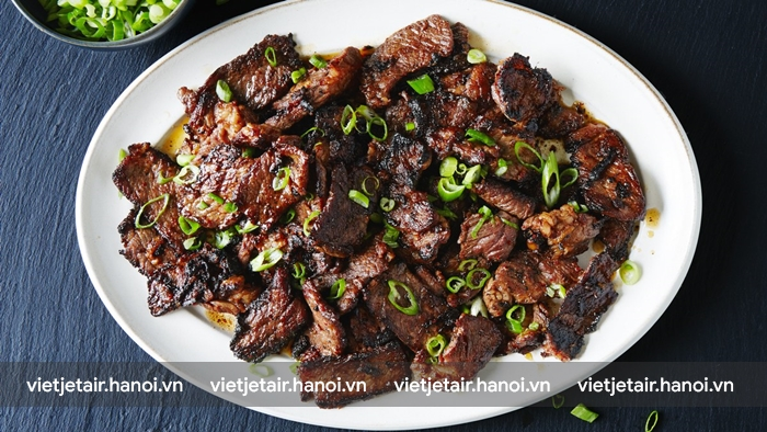 Bulgogi thịt bò nướng Hàn Quốc