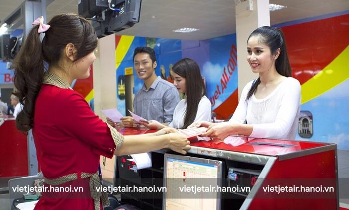 Những lưu ý khi hoàn đổi vé máy bay Vietjet Air