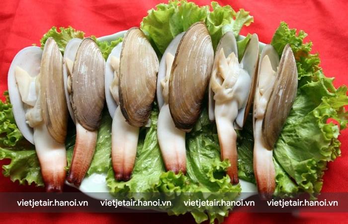 Hải san Vân Đồn