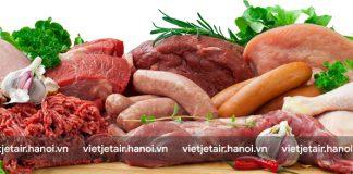 Đài Loan cấm tất cả các sản phẩm chế biến từ thịt gia súc khi nhập cảnh