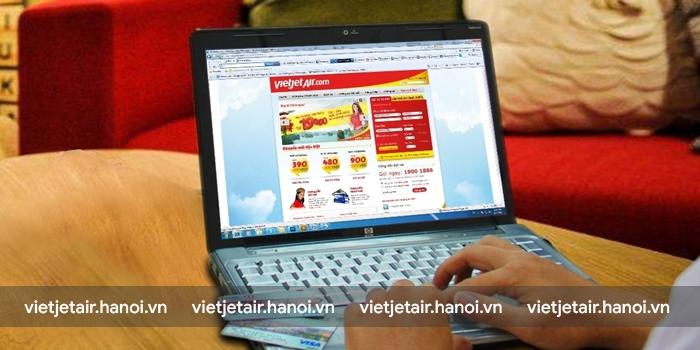 Check in trực tuyến của Vietjet giảm thời gian chờ tại sân bay