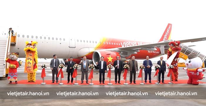 Chính thức khai thác đường bay Hồ Chí Minh đi Vân Đồn
