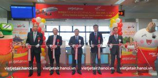 Vietjet Air mở rộng đường bay kết nối Hà Nội – Tokyo