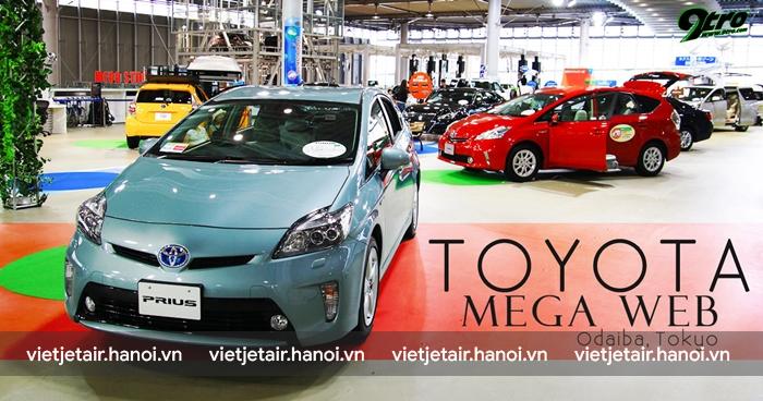Công viên theo chủ để Toyota  Mega Web
