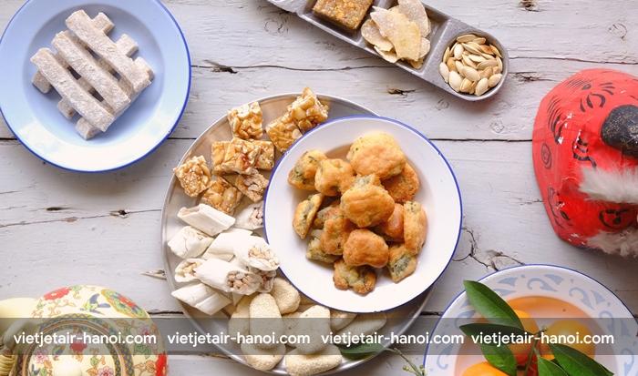Những món bánh truyền thống