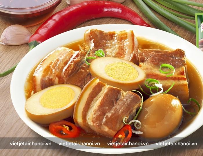 Thịt kho tàu Nam bộ