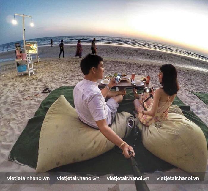 Bãi biển Ko Nang Yuan - Thái Lan