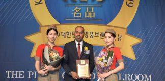 """Vietjet Air """" Thương hiệu chất lượng dịch vụ"""" tại Hàn Quốc"""