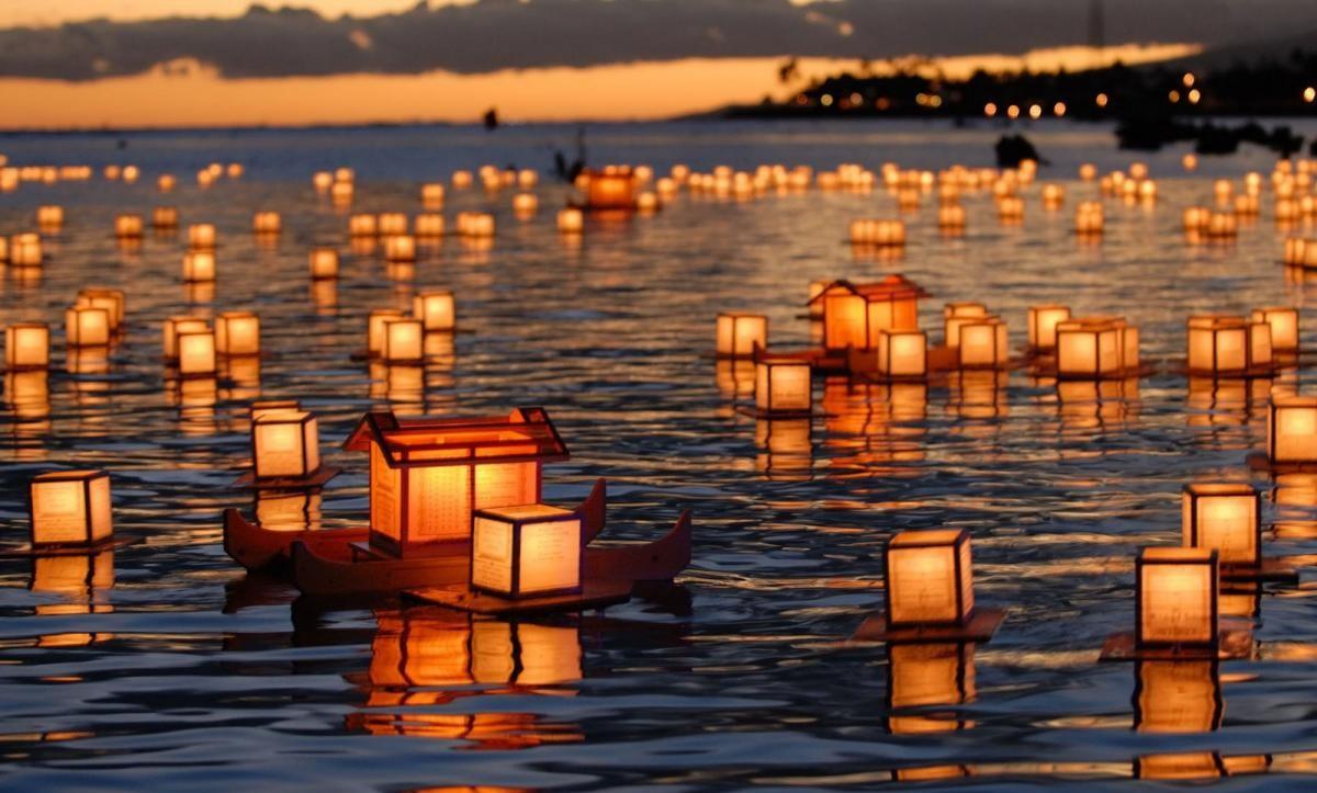 Lễ Vu Lan - lễ hội mang đậm nét văn hóa Phật giáo ở Nhật Bản