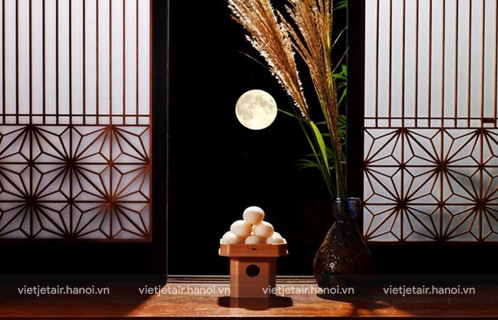 Du lịch tết Trung Thu tại Nhật Bản thưởng thức hương vị Tsukimi