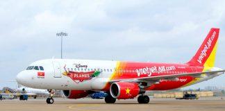 Vietjet tạm ngừng khai thác chuyến bay đi và đến Hong Kong do biểu tình