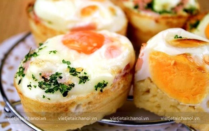 Bánh trứng Gyeran Bbang