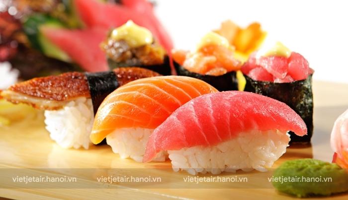 Lịch sử ẩm thực Nhật Bản