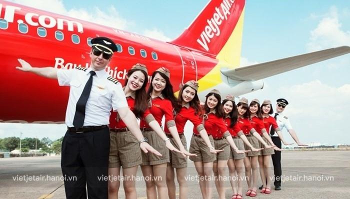 Vietjet Air mở đường bay mới Hồ Chí Minh và Pattaya