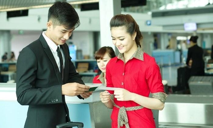 Lưu ýVietjet Airđến hành khách trong dịp cao điểm Tết về giờ bay và làm thủ tục