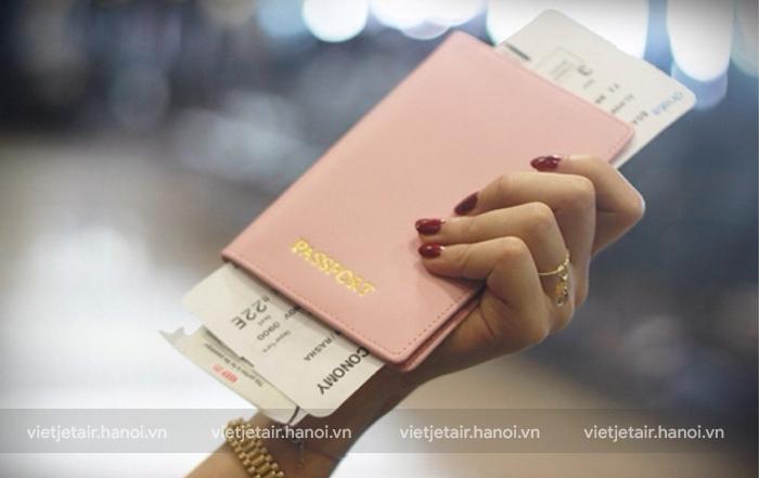 Lưu ý các giấy tờ làm thủ tục trên chuyến bay Vietjet Air