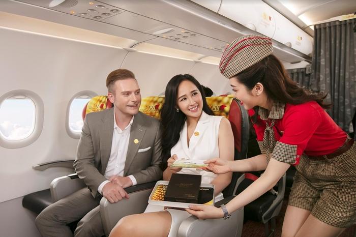 Vietjet Air nâng cấp hạng ghế SkyBoss mang đến trải nghiệm khác biệt