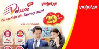 Mùa lễ hội cuối năm Vietjet khuyến mãi 4,5 triệu vé nội địa