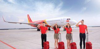 Vietjet Air thông báo khai thác trở lại đường bay quốc tế